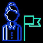 legal representative icon