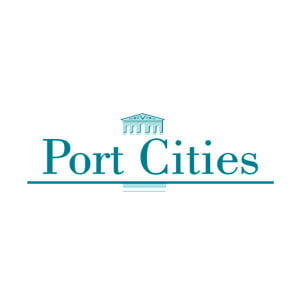 Port Cities Logo