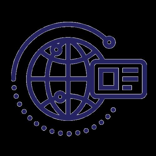 high speed internet - icon