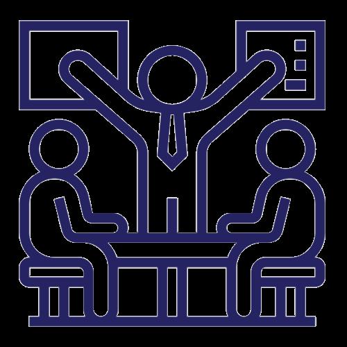 meeting room - icon