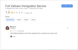 Vietnam Visa Agent
