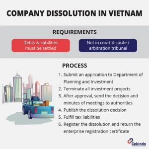 Company dissolution in Vietnam