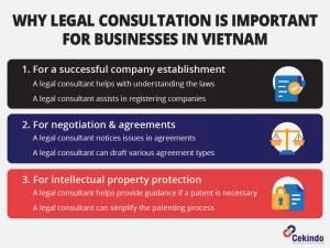 Legal consultant in Vietnam