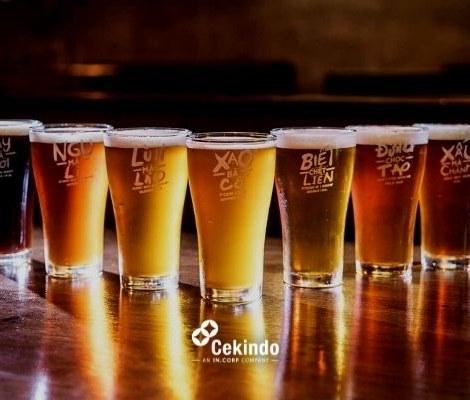Craft Beer Industry Vietnam